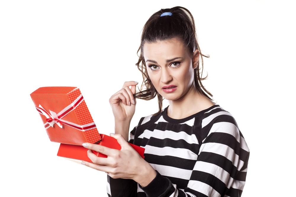 Thema Ehrlichkeit: Darf man Geschenke umtauschen?