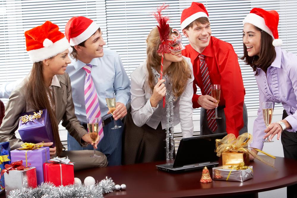 Die Weihnachtsfeier – unbedingt hingehen