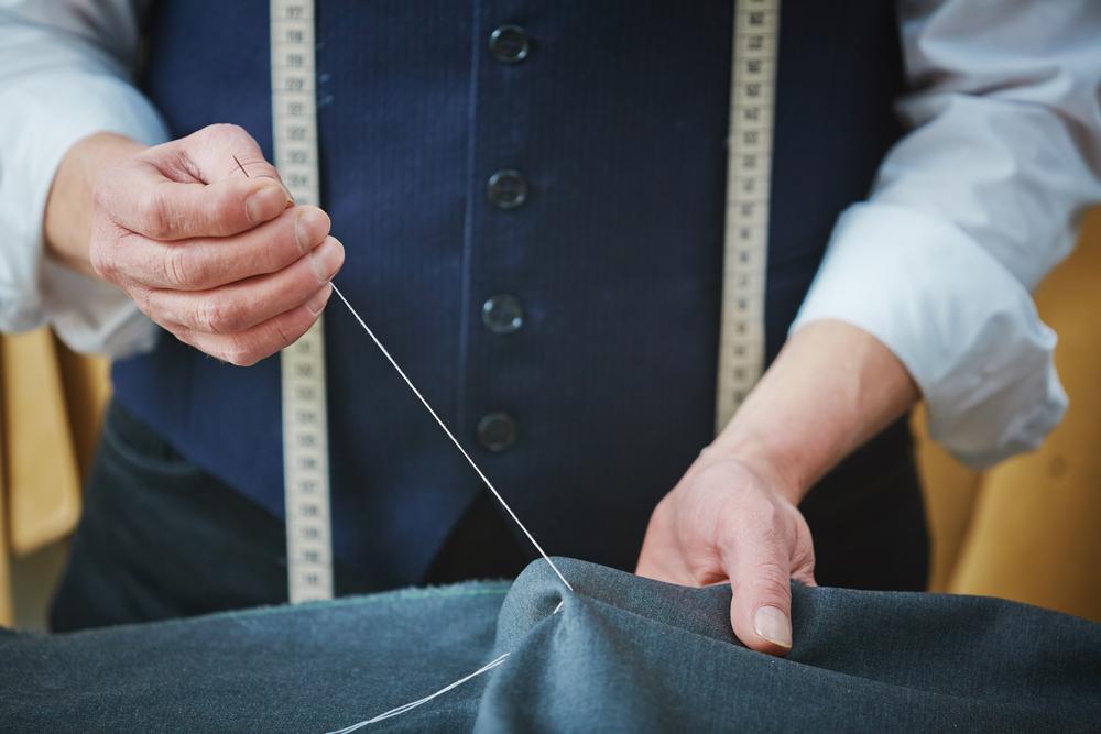 Respekt für Textilien