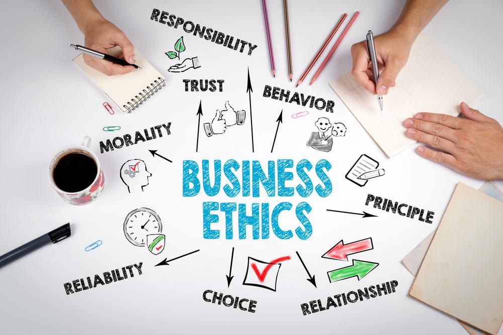 Etikette und Ethik. Welche Rolle spielen sie im geschäftlichen Umgang?