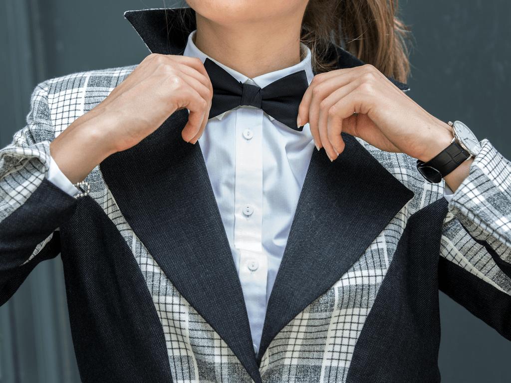 Krawatte adé – Marke okay?