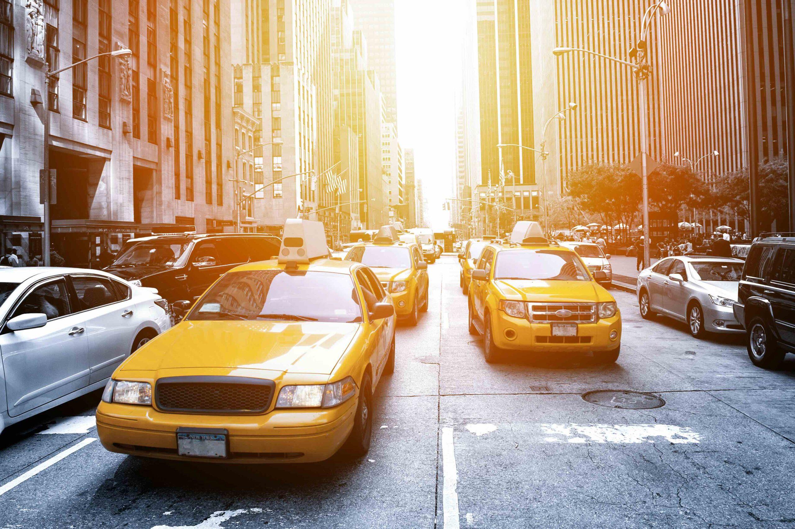 """Typisch deutsch: """"Taxi Taxi!"""" Der Deutsche sitzt immer vorne"""